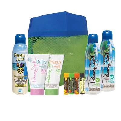 Family Outing Sunscreen Gift Set