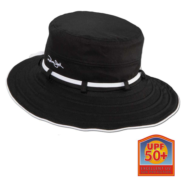 Contrast Bucket Hat