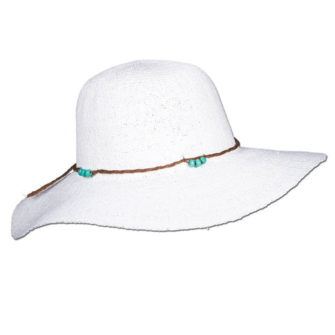 Round Crown Toyo Straw Hat