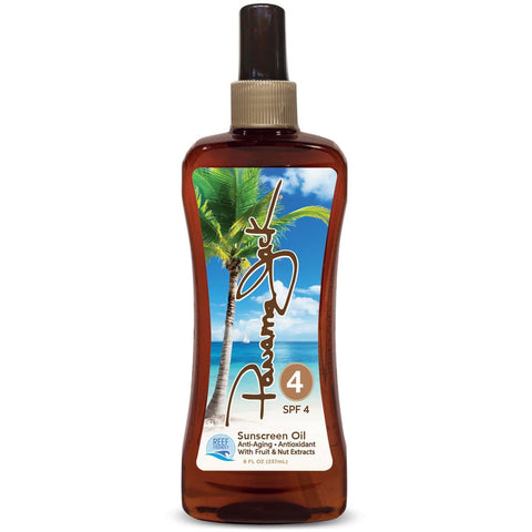 Sunscreen Oil SPF 4