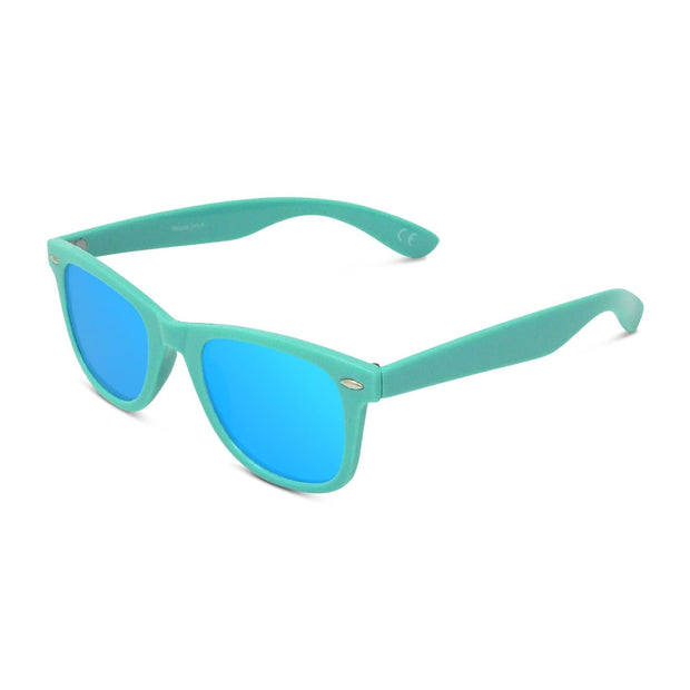Classic Smoke Mirror Escape Sunglasses