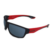 Sport Wrap Smoke Sunglasses