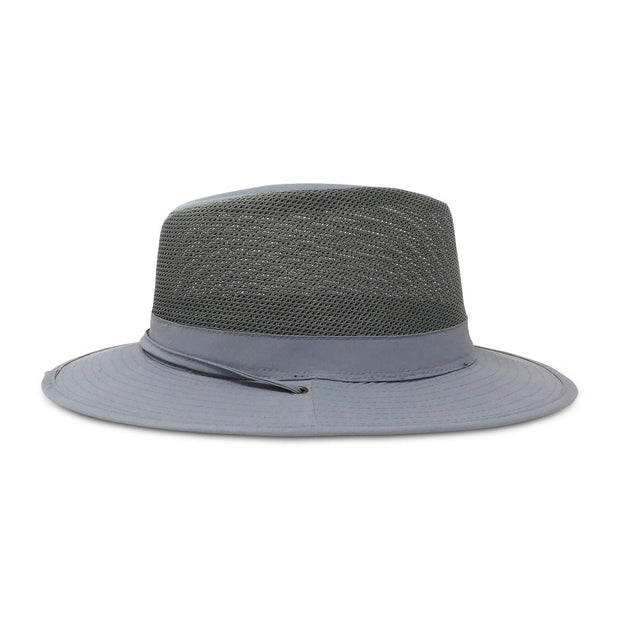 Nylon Mesh Safari Hat