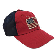 USA Flag Baseball Cap