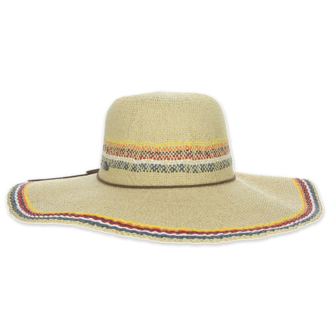 Bangkok Toyo Suede Band Straw Hat