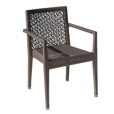 Maldives Stackable Arm Chair