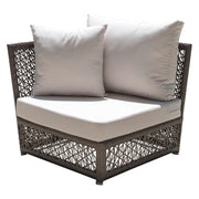 Maldives Corner Chair Unit with Cushions