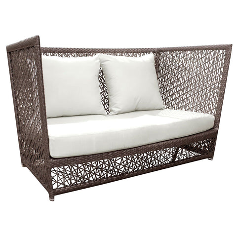 Maldives Loveseat with Cushions