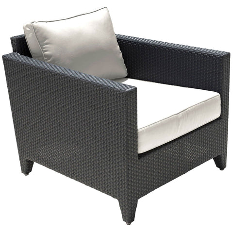 Onyx Lounge Chair with Cushion