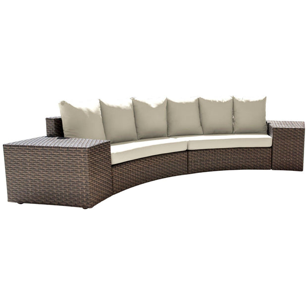 Big Sur 4 PC Sectional Set with Cushions