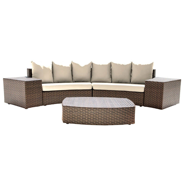 Big Sur 5 PC Sectional Set with Cushions