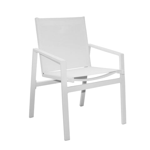 Mykonos Stackable Arm Chair