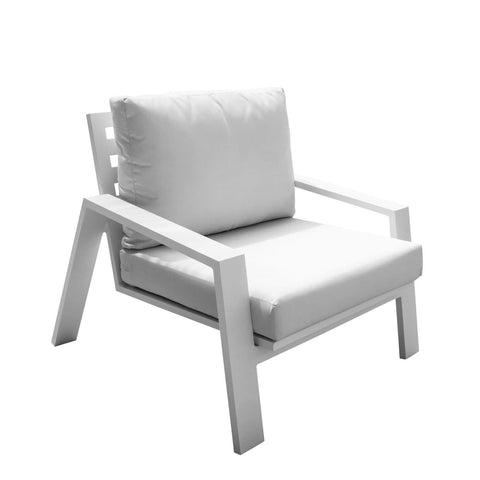 Mykonos Lounge Chair with Cushion