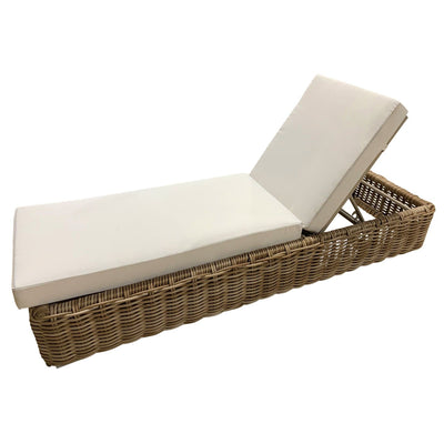 Cancun Chaise Lounge with Cushion