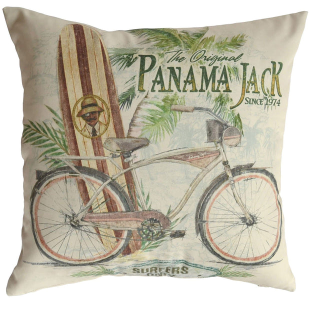 Beach Comber Throw Pillow (Set of 2)