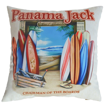 Chairman of The Boards Throw Pillow (Set of 2)