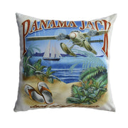 Jack of all Travels Throw Pillow (Set of 2)