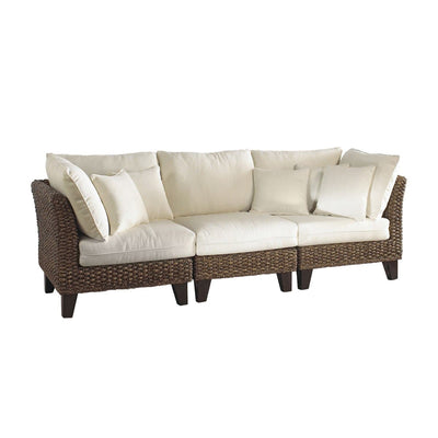 Sanibel 3PC Sofa Set with Cushions