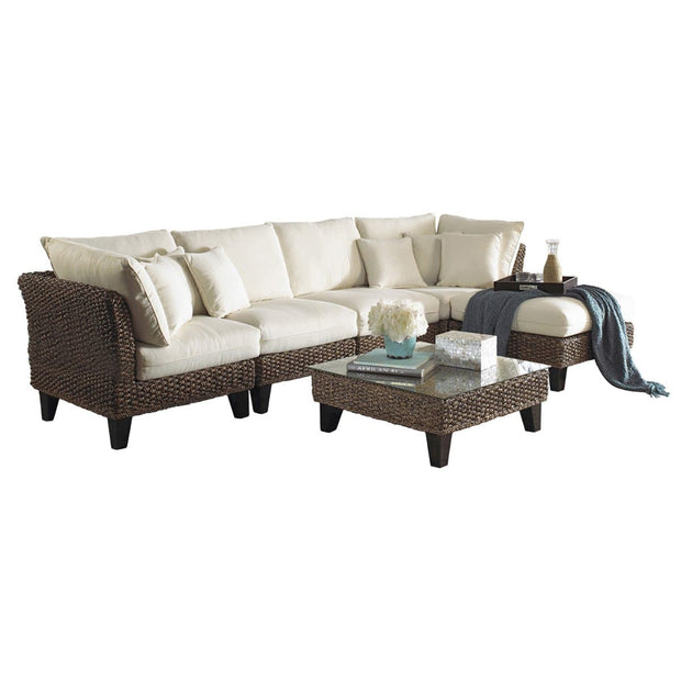 Sanibel 6PC Sectional Set with Cushions