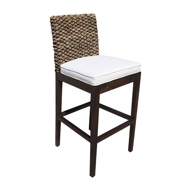Sanibel Barstool with Cushion