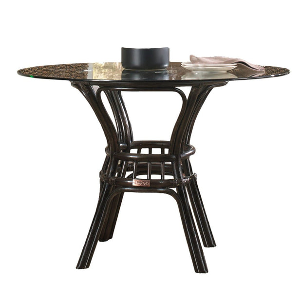 Sanibel Stackable Dining Base with Glass