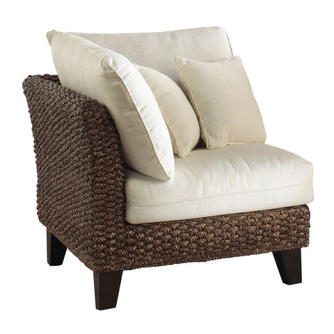 Sanibel Corner Chair with Cushions