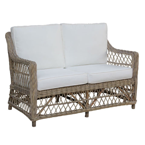 Seaside Loveseat with Cushions