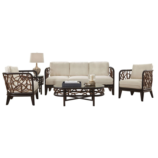 Trinidad 5 PC Living Set with Cushions