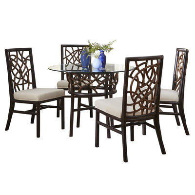 Trinidad Dining Set with Cushions