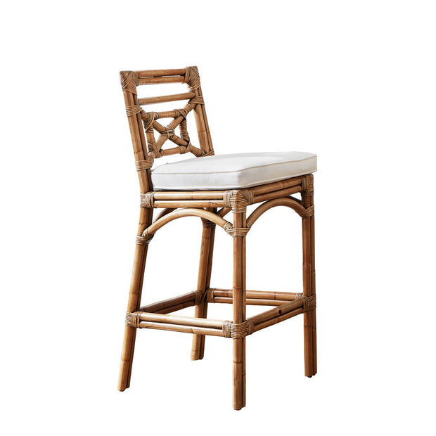 Plantation Bay Barstool with Cushion
