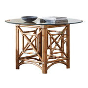Plantation Bay Stackable Dining Base with Glass
