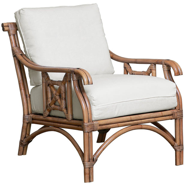 Plantation Bay Lounge Chair with Cushions