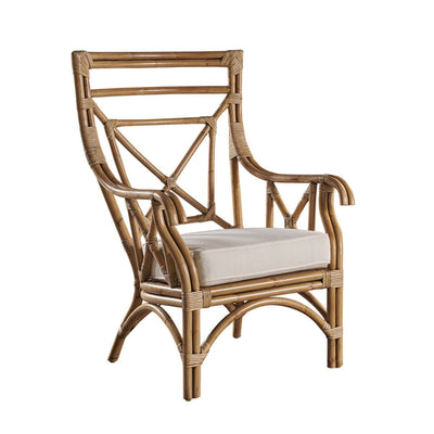 Plantation Bay Occasional Chair with Cushions