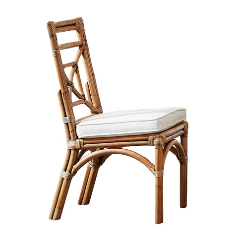 Plantation Bay Side Chair with Cushion