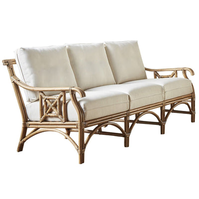 Plantation Bay Sofa with Cushions