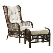 Bora Bora 2 PC Occasional Chair with Cushions