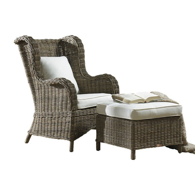 Exuma 2 PC Occasional Chair with Cushions