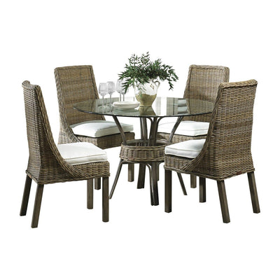 Exuma Dining Set with Cushions
