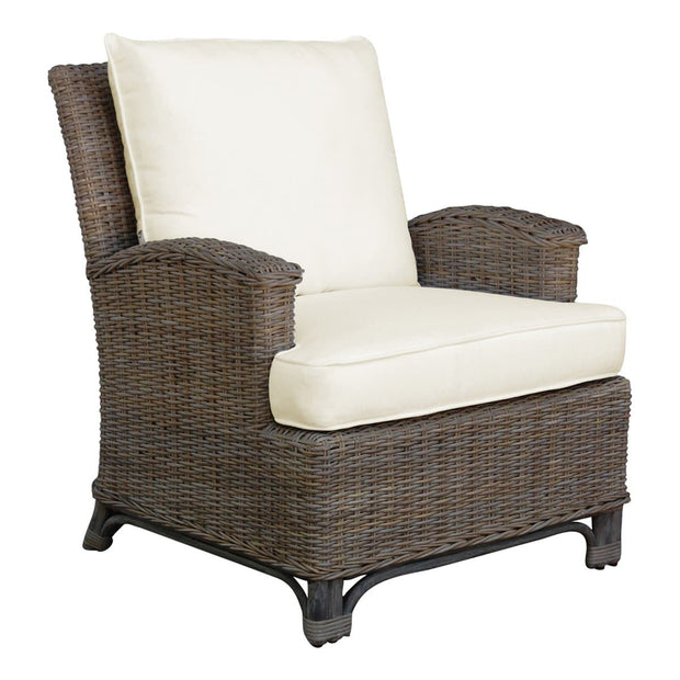 Exuma Lounge Chair with Cushions