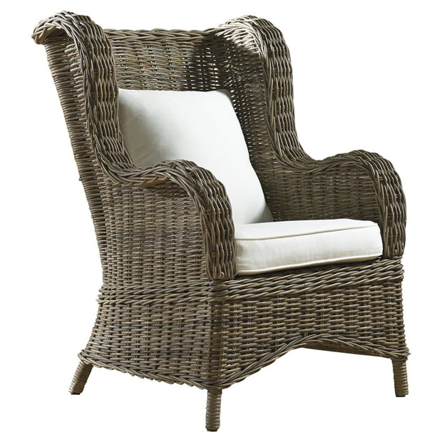 Exuma Occasional Chair with Cushions
