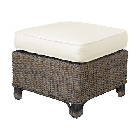 Exuma Ottoman with Cushion