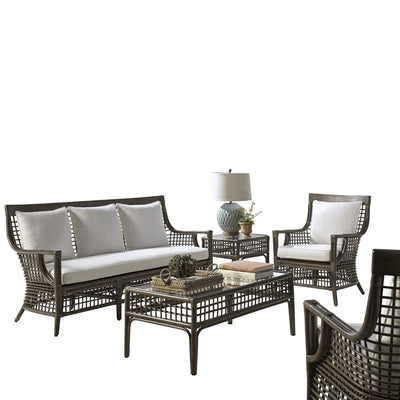 Millbrook 5 PC Living Set with Cushions