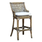 Old Havana Barstool with Cushion