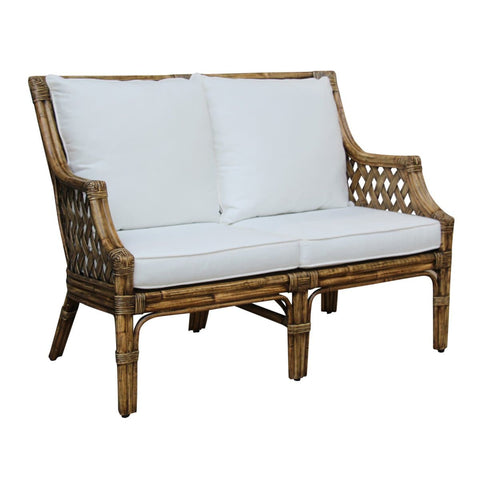 Old Havana Loveseat with Cushions
