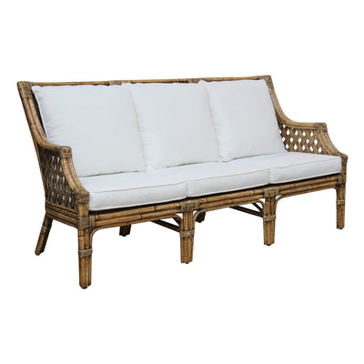 Old Havana Sofa with Cushions