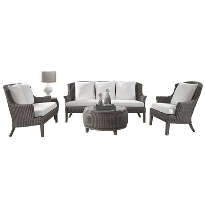 Playa Largo 5 PC Living Set with Cushions