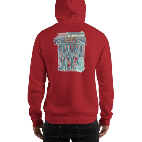 Original Woody Unisex Hoodie - 2 Sided Print