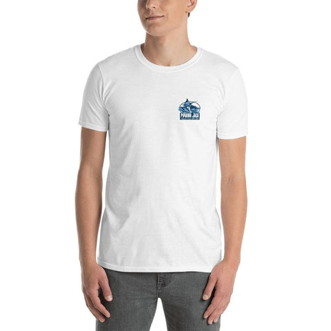 Yucatan Coast Elite Slam Fishing Short-Sleeve Unisex T-Shirt - 2 Sided Print