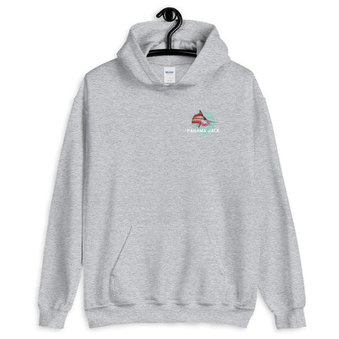 Sailfish Compass Unisex Hoodie - 2 Sided Print