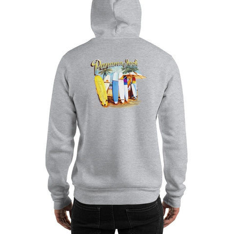 Surfboards Escape Unisex Hoodie - 2 Sided Print